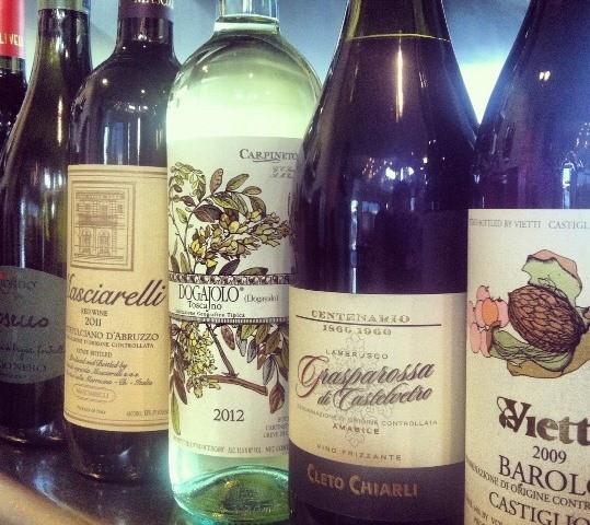 Fine Italian Wines